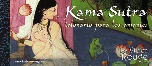Kama Sutra. El talonario para los amantes